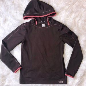 The North Face Vapor Wick hoodie. Size Small
